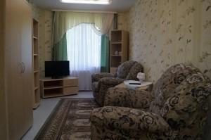 Индивидуальный и семейный отдых и лечение c проживанием в 2-комнатном 2, 3-местном номере