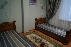 Индивидуальный и семейный отдых c проживанием в 1-комнатном 2-местном номере TWIN